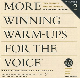 More  Winning Warm-ups for the Voice Baritone/Bass warm-up, vocalise, voice exercise, vocal exercise, singing exercise, how to sing, learn to sing